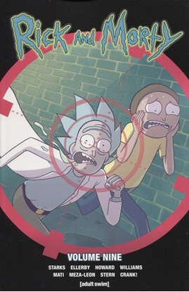 Picture of RICK & MORTY TP VOL 09