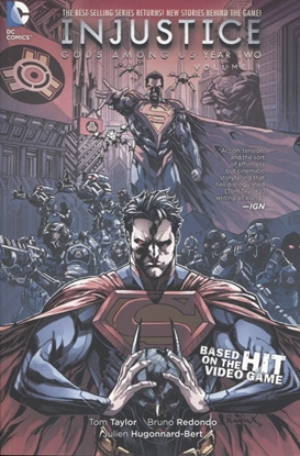 Picture of INJUSTICE GODS AMONG US YEAR TWO TP VOL 01