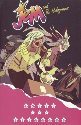 Picture of JEM & THE HOLOGRAMS TP VOL 04 ENTER THE STINGERS