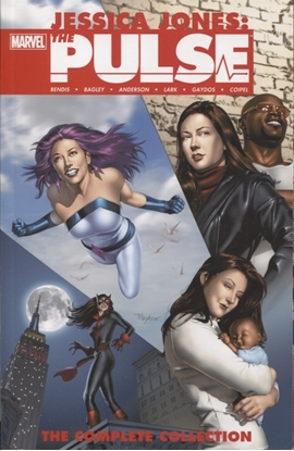 Picture of JESSICA JONES PULSE COMPLETE COLLECTION TPB