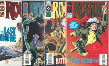 Picture of ROGUE (1995) #1-4 SET NM-