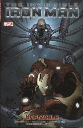 Picture of INVINCIBLE IRON MAN TPB VOL 08 UNFIXABLE