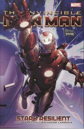 Picture of INVINCIBLE IRON MAN TPB VOL 05 STARK RESILIENT BOOK 01