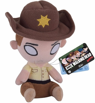 Picture of FUNKO MOPEEZ THE WALKING DEAD RICK GRIMES PLUSHIE NEW
