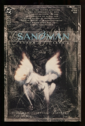 Picture of SANDMAN (1989) #27 9.2 NM-