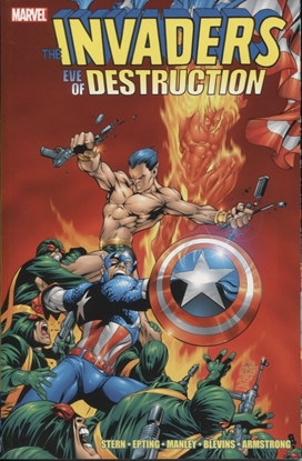 Picture of INVADERS TPB EVE OF DESTRUCTION