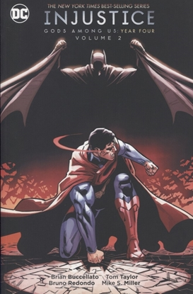 Picture of INJUSTICE GODS AMONG US YEAR FOUR TP VOL 02