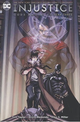 Picture of INJUSTICE GODS AMONG US YEAR THREE TP VOL 01