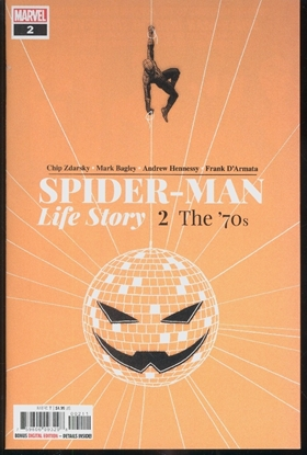 Picture of SPIDER-MAN LIFE STORY #2 (OF 6)
