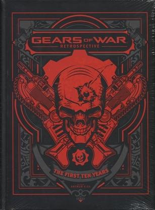 Picture of GEARS OF WAR RETROSPECTIVE HC
