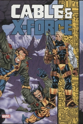 Picture of CABLE AND X-FORCE OMNIBUS HC