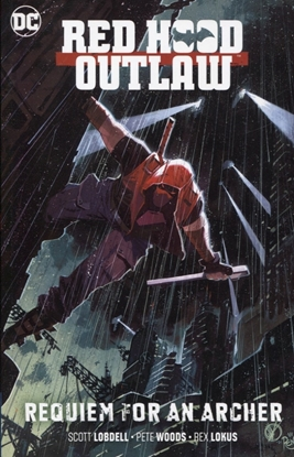 Picture of RED HOOD OUTLAW TP VOL 01 REQUIEM FOR AN ARCHER