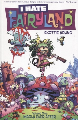 Picture of I HATE FAIRYLAND TPB VOL 1 MADLY EVER AFTER