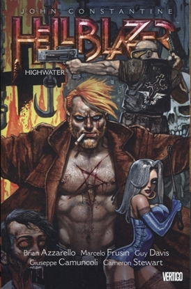 Picture of JOHN CONSTANTINE HELLBLAZER TP VOL 15 HIGHWATER