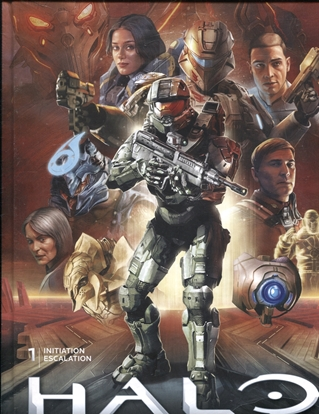 Picture of HALO LIBRARY EDITION HC VOL 1