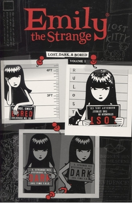 Picture of EMILY THE STRANGE TP VOL 01