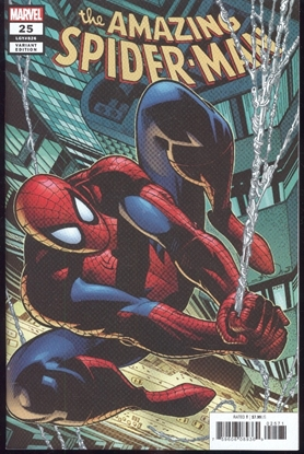 Picture of AMAZING SPIDER-MAN #25 SIMONSON VAR