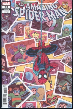 Picture of AMAZING SPIDER-MAN #25 HIPP VAR