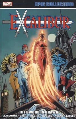 Picture of EXCALIBUR EPIC COLLECTION TPB SWORD IS DRAWN