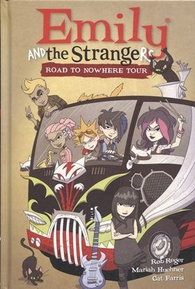 Picture of EMILY AND THE STRANGERS HC VOL 03 ROAD TO NOWHERE