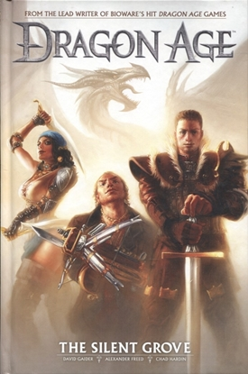 Picture of DRAGON AGE HC VOL 01 SILENT GROVE
