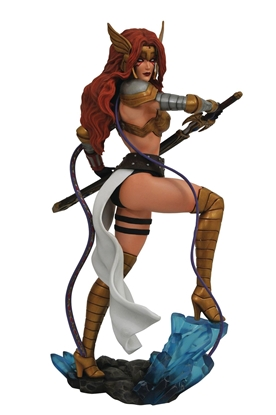 Picture of MARVEL GALLERY ANGELA COMIC PVC FIGURE