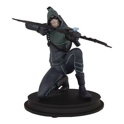 Picture of DC CW ARROW ANIMATED GREEN ARROW STATUE