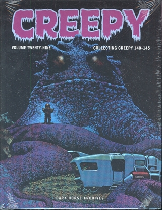 Picture of CREEPY ARCHIVES HC VOL 29 (C: 0-1-2)