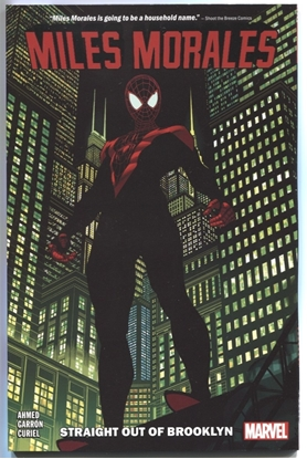Picture of MILES MORALES TP VOL 01 STRAIGHT OUT OF BROOKLYN