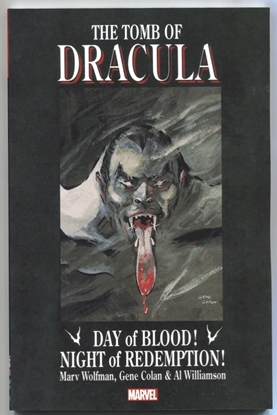 Picture of TOMB OF DRACULA TP DAY OF BLOOD NIGHT OF REDEMPTION