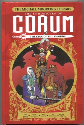 Picture of MOORCOCK LIB CORUM HC VOL 03 KING OF THE SWORDS