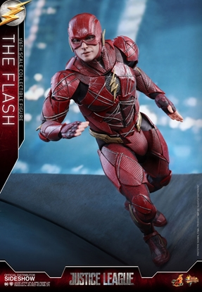 Picture of HOT TOYS JUSTICE LEAGUE FLASH 1:6 SCALE FIGURE