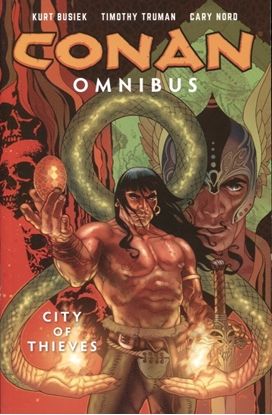 Picture of CONAN OMNIBUS TP VOL 02 CITY OF THIEVES