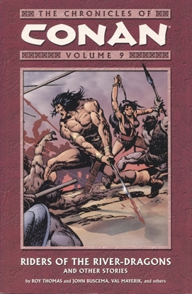 Picture of CHRONICLES OF CONAN TP VOL 09 RIVER DRAGONS & OTHERS