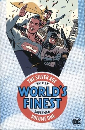 Picture of BATMAN & SUPERMAN IN WORLDS FINEST TP VOL 01 THE SILVER AGE
