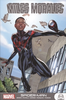 Picture of MILES MORALES GN TP SPIDER-MAN