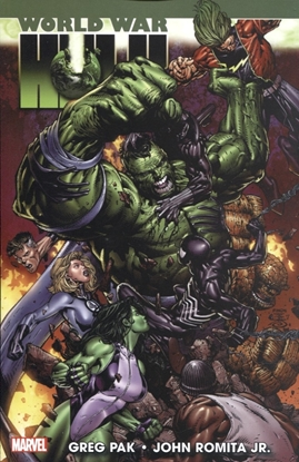 Picture of HULK TPB WORLD WAR HULK NEW PRINTING