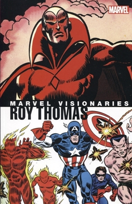 Picture of MARVEL VISIONARIES TP ROY THOMAS