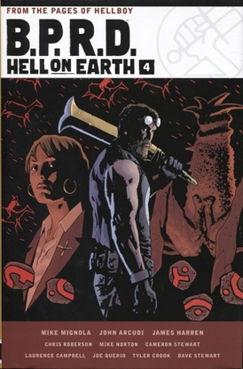 Picture of BPRD HELL ON EARTH HC VOL 04