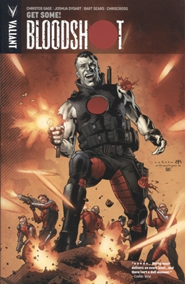 Picture of BLOODSHOT TP VOL 05 GET SOME