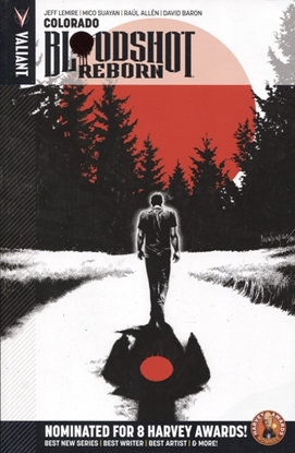 Picture of BLOODSHOT REBORN TP VOL 01 COLORADO
