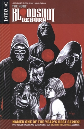 Picture of BLOODSHOT REBORN TP VOL 02 THE HUNT