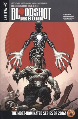 Picture of BLOODSHOT REBORN TP VOL 04 BLOODSHOT ISLAND