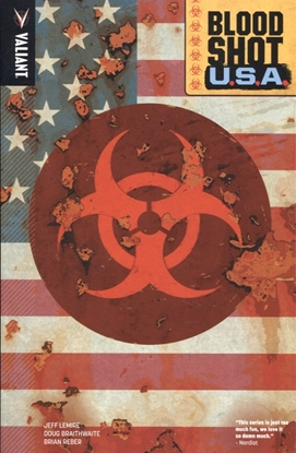 Picture of BLOODSHOT USA TP
