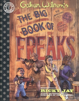 Picture of BIG BOOK OF FREAKS