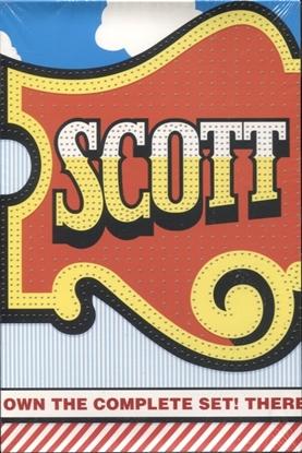 Picture of SCOTT PILGRIM COLOR COLLECTION TP BOX SET