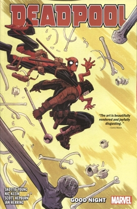 Picture of DEADPOOL SKOTTIE YOUNG TP VOL 02