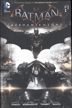 Picture of BATMAN ARKHAM KNIGHT HC VOL 01