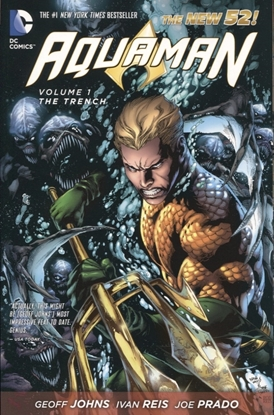 Picture of AQUAMAN TP VOL 01 THE TRENCH