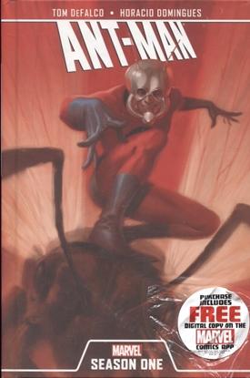 Picture of ANT-MAN SEASON ONE PREM HC